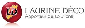Laurine Déco Logo