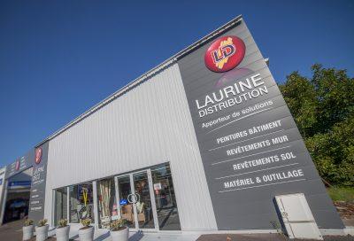Laurine Déco Saumur - Façade magasin
