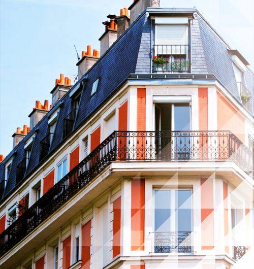traitement des façades et balcons